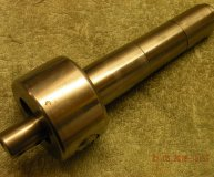 Boring head 0.0005 inch increments (135/66) No4 morse taper shank 1/2 inch capacity 4MT M14 drawbolt used