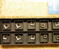 x10 Iscar SOMT 060204-HQ IC328 carbide inserts new