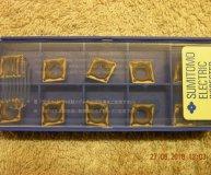 10x SUMITOMO  Wendeplatten    DCMT 070204N-SK    AC820P    NEU mit Rechnung!!!