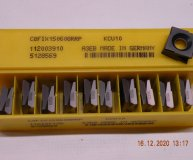 x10 Kennametal C8FIX150608RRP KCU10 Carbide inserts Fix Perfect carbide 8 sided