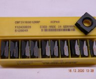 x10 Kennametal C8FIX180812RRP KCP40 Carbide inserts Fix Perfect carbide sq box