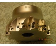 80mm face mill 740M WD80 27mm location diameter 90 degrees shoulder mill 80-10 through coolant new