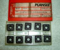 x10 PLANSEE CARBIDE INSERTS SNMG 120408EN P15/K15