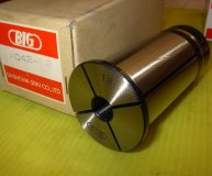 42MM COLLET 12MM BORE AC42 12 42MM PARALLEL SHANK NEW