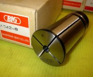 42MM COLLET 8MM BORE AC42 8 42MM PARALLEL SHANK NEW